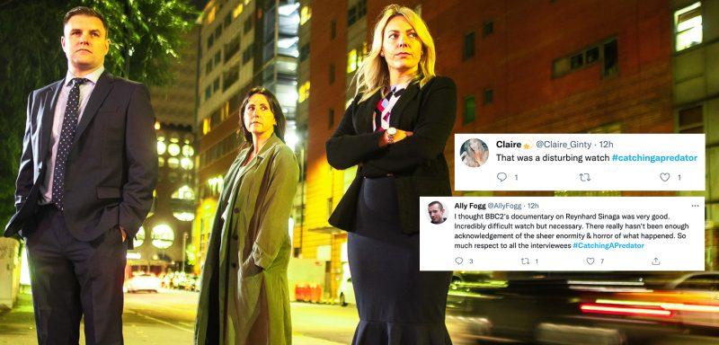 Viewers react to BBC's 'harrowing' Reynhard Sinaga documentary, The Manc