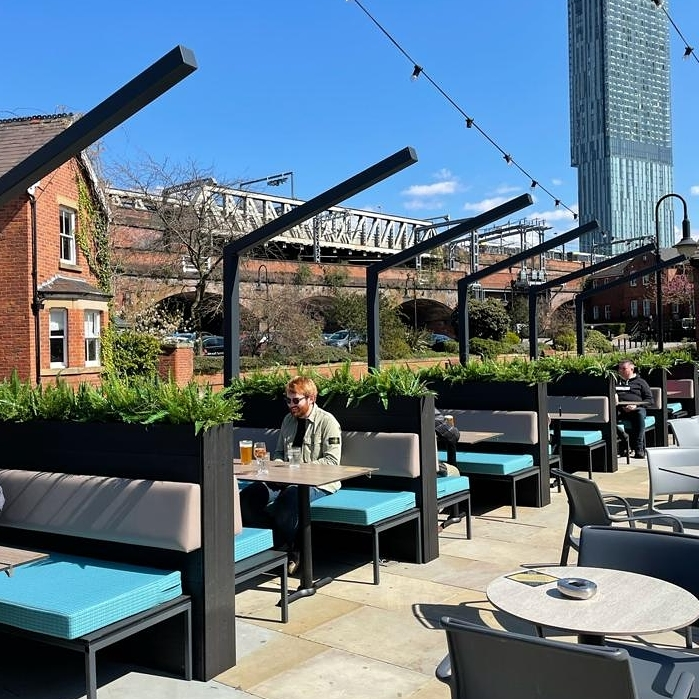 Ten of the best restaurants and bars to visit on a date in Manchester, The Manc