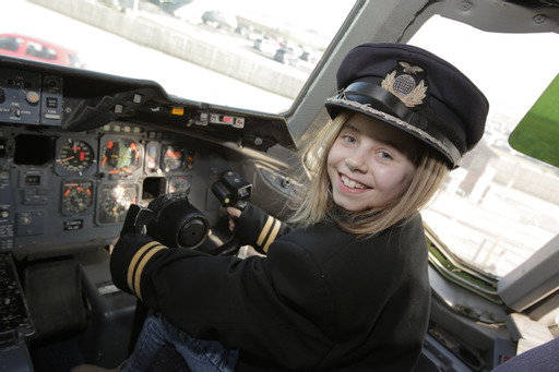 Popular 'Flight Academy' for kids returns to Manchester's Runway Visitor Park this half term, The Manc