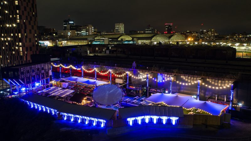 The UK's largest outdoor winter market is coming to Manchester, The Manc