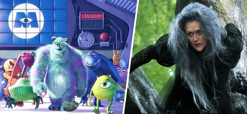 Family favourites 'Into the Woods' and 'Monsters, Inc.' on at ScareCity drive-in cinema this week, The Manc