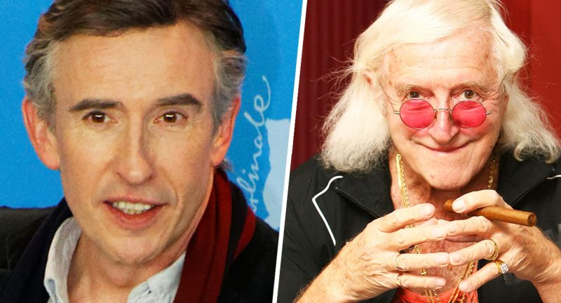Controversial BBC drama starring Steve Coogan as Jimmy Savile spotted filming in Bolton, The Manc
