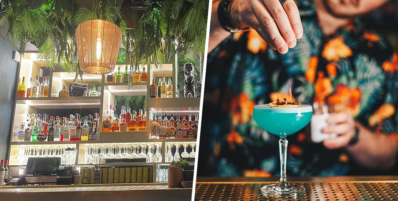 A brand-new 'Polynesian paradise' tiki bar has opened in the Northern Quarter, The Manc