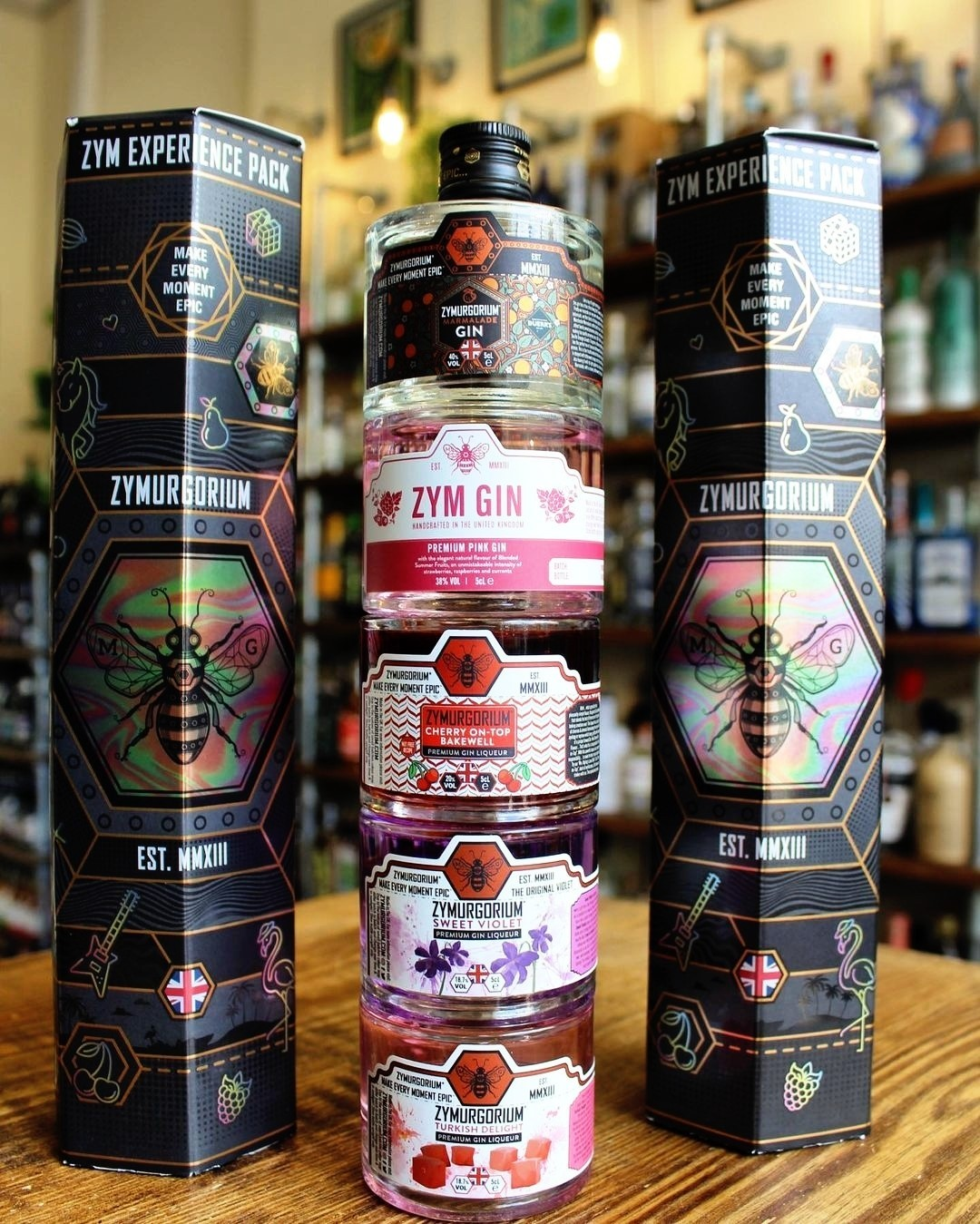 Manchester spirit company Zymurgorium is selling gin by the yard, The Manc